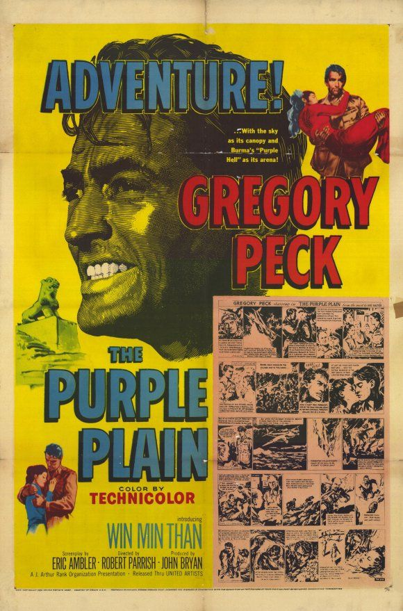 Download The Purple Plain Full-Movie Free
