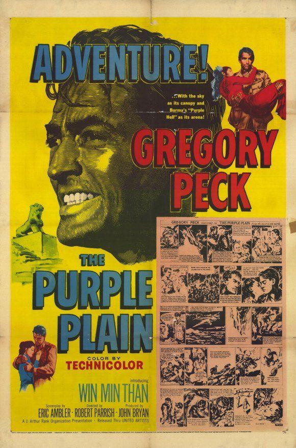 Download The Purple Plain Full-Movie Free