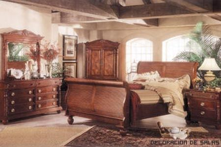 muebles estilo ingles buscar con google alcoba