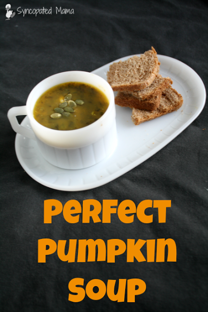 Syncopated Mama: Perfect Pumpkin Soup