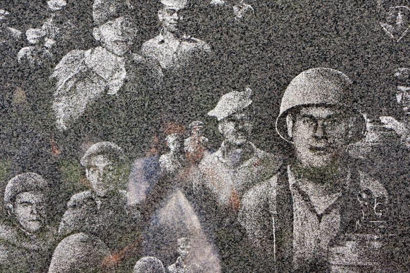 Pin On National Korean War Memorial