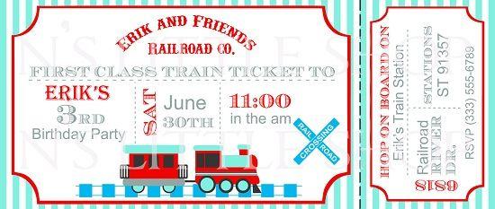 train-ticket-birthday-party-invitationsjpg (550×233) Carnival - free ticket invitation template