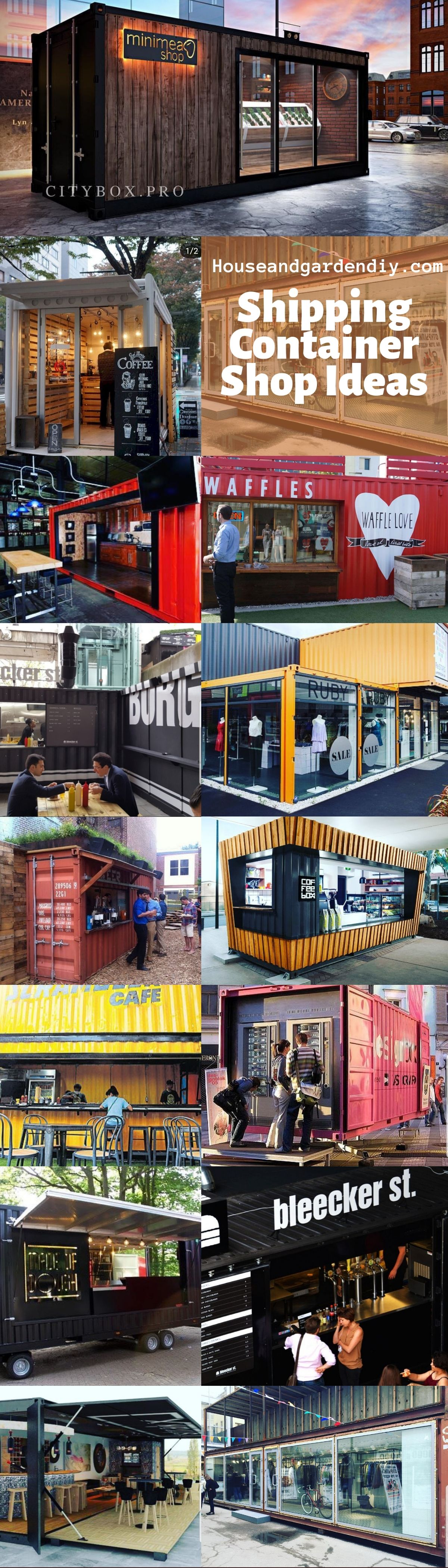 Photo of 101 Super Modern Shipping Container Houses Ideas, Shop, Garage, Workshop, Etc