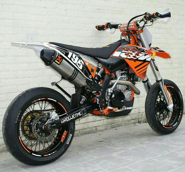 Pin By Rahalarts On Bikes Supermoto Motocross Bikes Sportbikes
