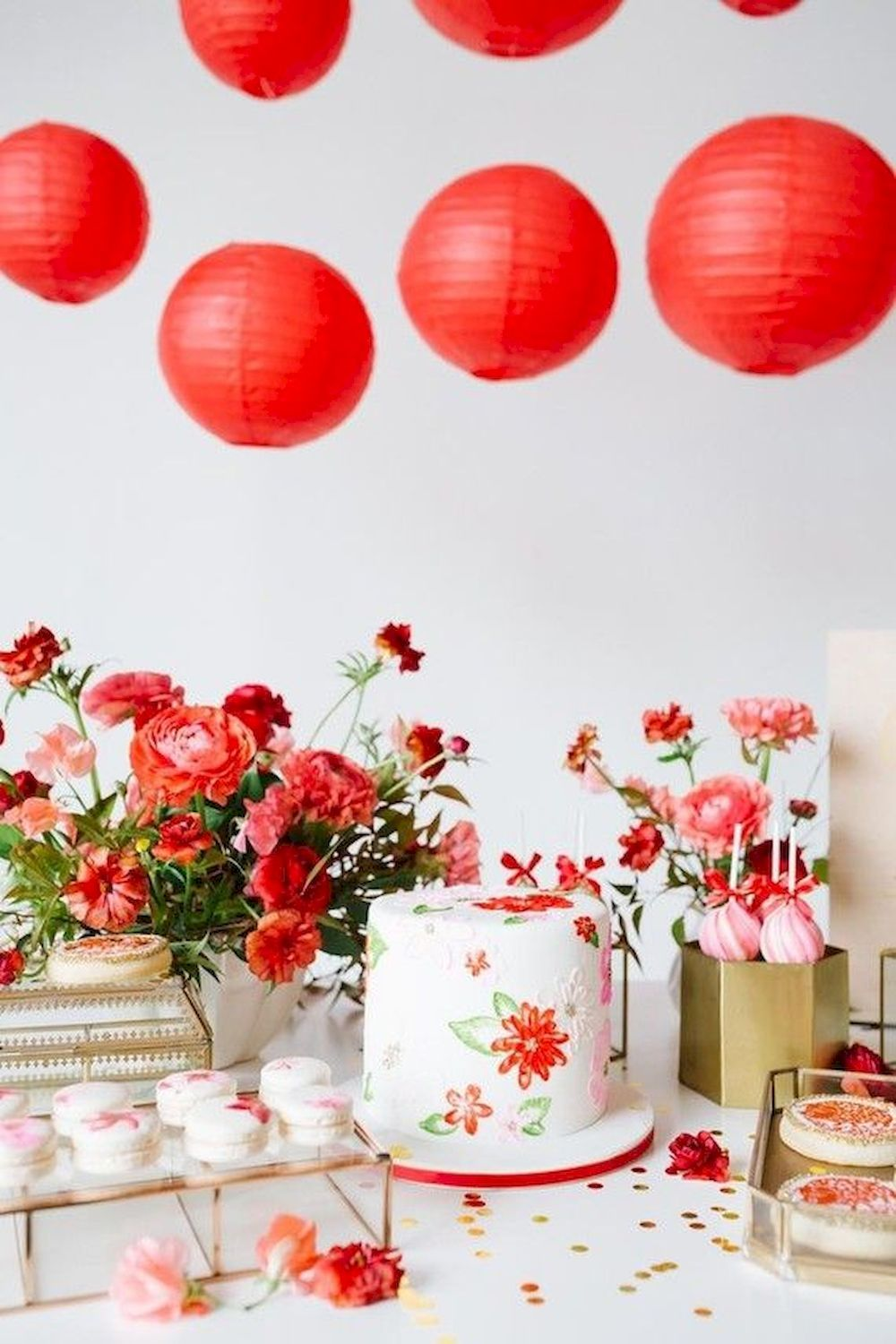 Lunar New Year Decoration Ideas | Chinese new year ...