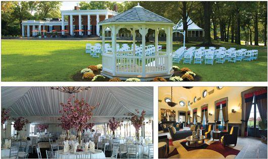Pelham Bay Split Rock Golf Courses Bronx New York Wedding Reception Site Ny