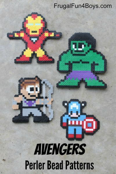 50+ MORE Superhero Crafts - Busy Moms Helper #superherocrafts