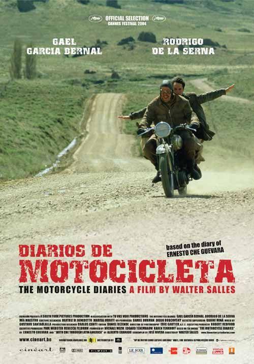 Diarios de motocicleta -The Motorcycle Diaries- (2004) ♥❣