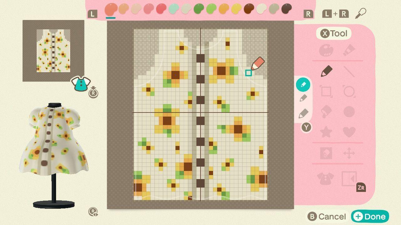 pixel art converter animal crossing