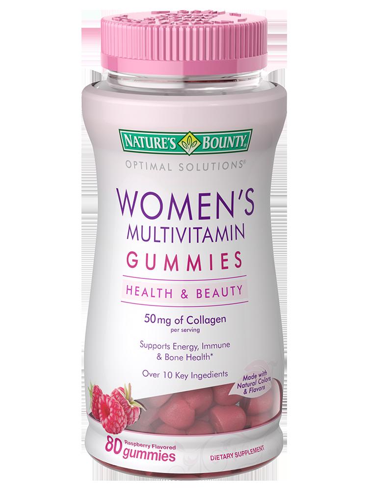 Nature S Bounty Women S Multivitamin
