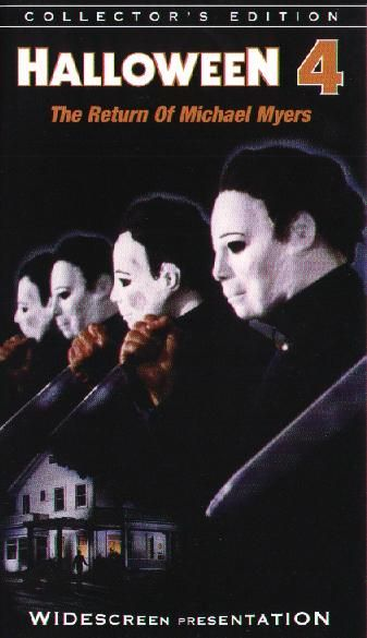 Halloween 4 - The Return Of Michael Myers | H-A-L-L-O-W-E-E-N ...