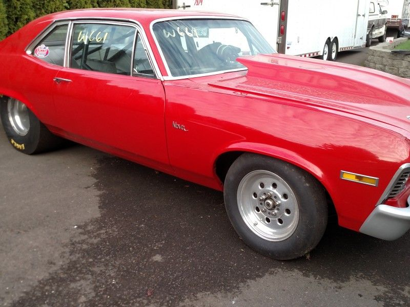 1972 Chev Nova Dragcar Or Pro Street Roller Keizer Oregon Drag Race Cars Show Racing Cars And Parts For Sale Race Drag Racing Cars Roller Drag Race