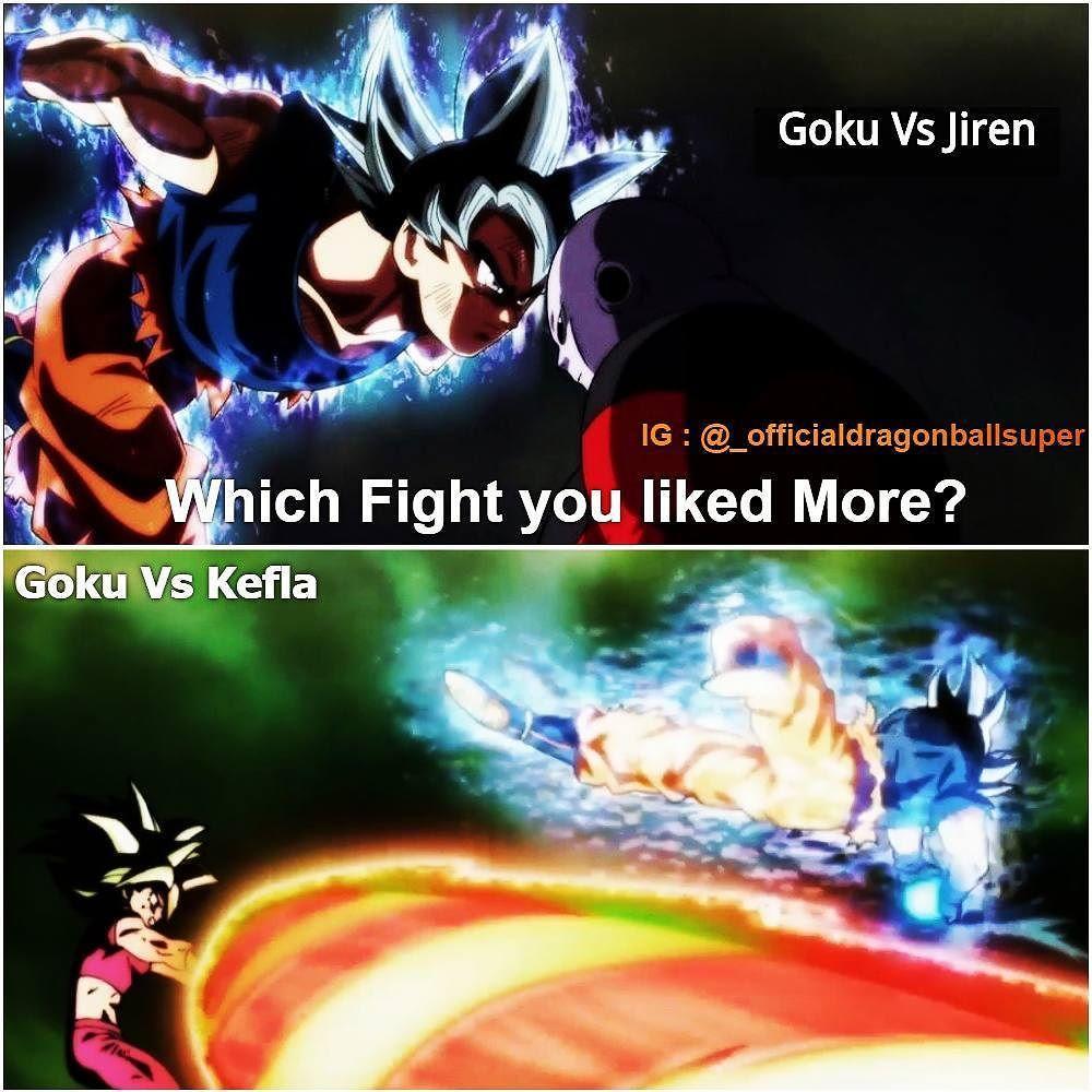 Pin By Zcharlotte On Dbz Dragon Ball Goku Vs Jiren Dragon Ball Super