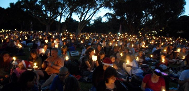 Christmas In South Africa Images.Carols Candle Light Christmas South Africa Christmas Fun