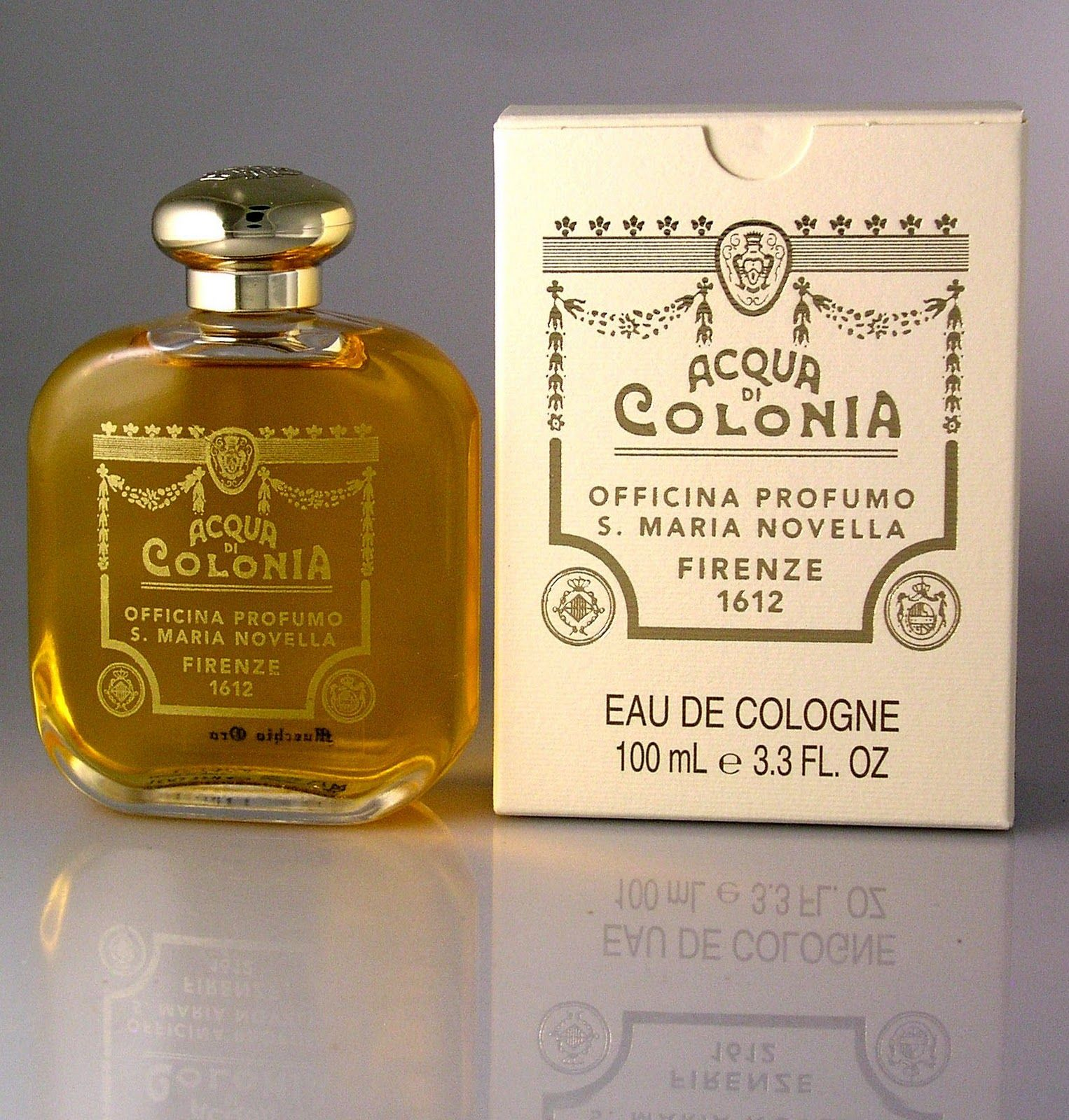 Acqua Colonia di Firenze.
