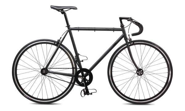 Fuji Bikes Urban Urban Feather Fuji Feather Matte Black