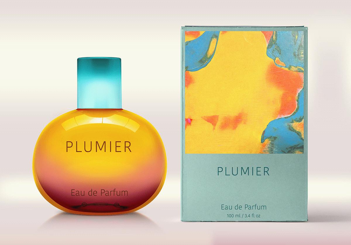 Plumier Branding Design On Behance Branding Design Branding Design Packaging Perfume Packaging