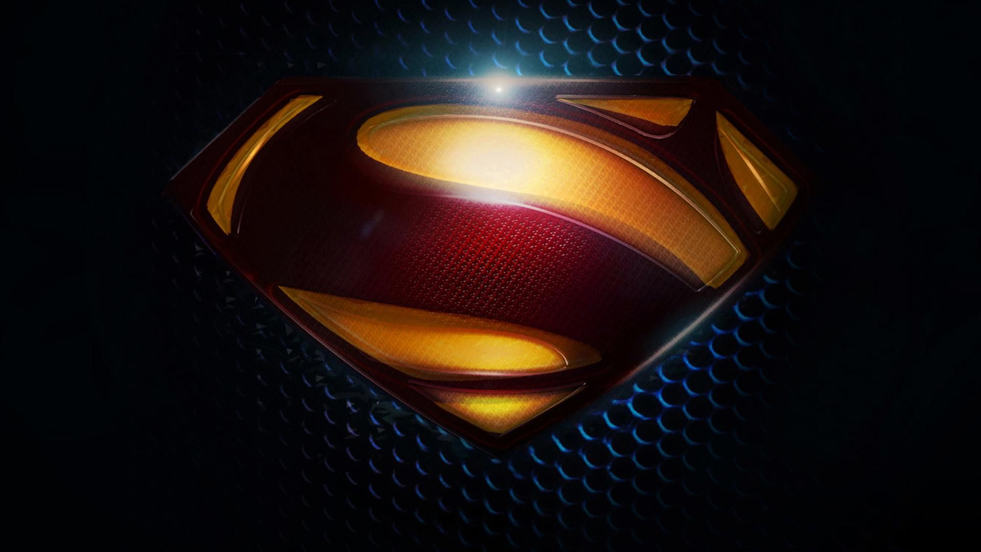 Superman the man of steel 2013 logo hd wallpaper - Man Of Steel Official Movie Teaser 2 2013 Hd Superman Movie Russell Crowe Vo