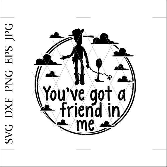 Download You've got friend in me svgForky svgToy story 4Toy | Etsy ...