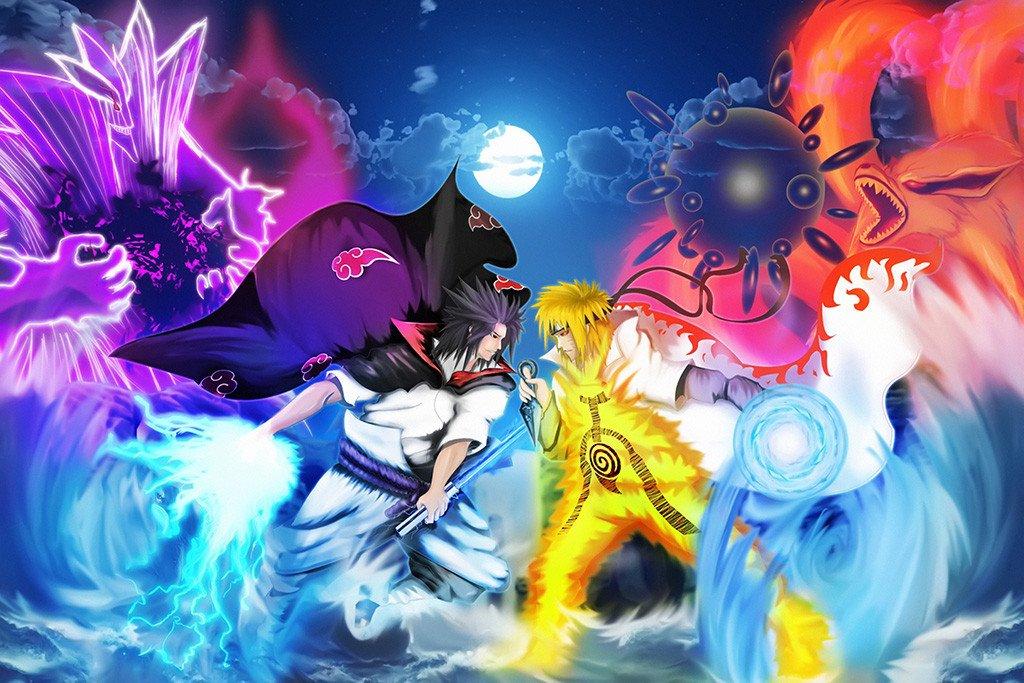 Naruto Vs Sasuke Naruto Shippuden Anime Poster Naruto And Sasuke Wallpaper Wallpaper Naruto Shippuden Naruto Vs Sasuke