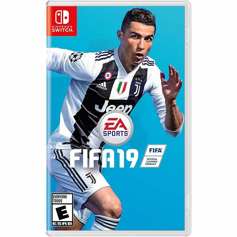 """FIFA 19"" Game Nintendo Switch Nintendo switch fifa"