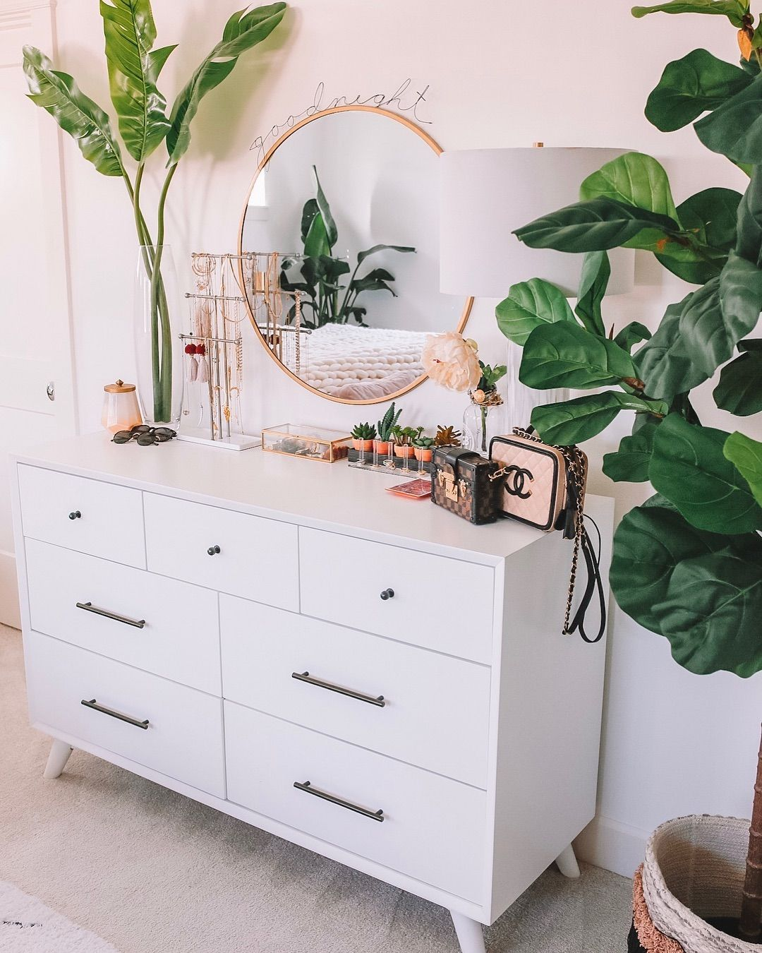 """Photo of Sabrina Tan on Instagram: """"@gypsytanhome I'm so excited to get my bedroom/closet/bathroom organized this week! I have a bad case of the organization bug! You can't…"""""""