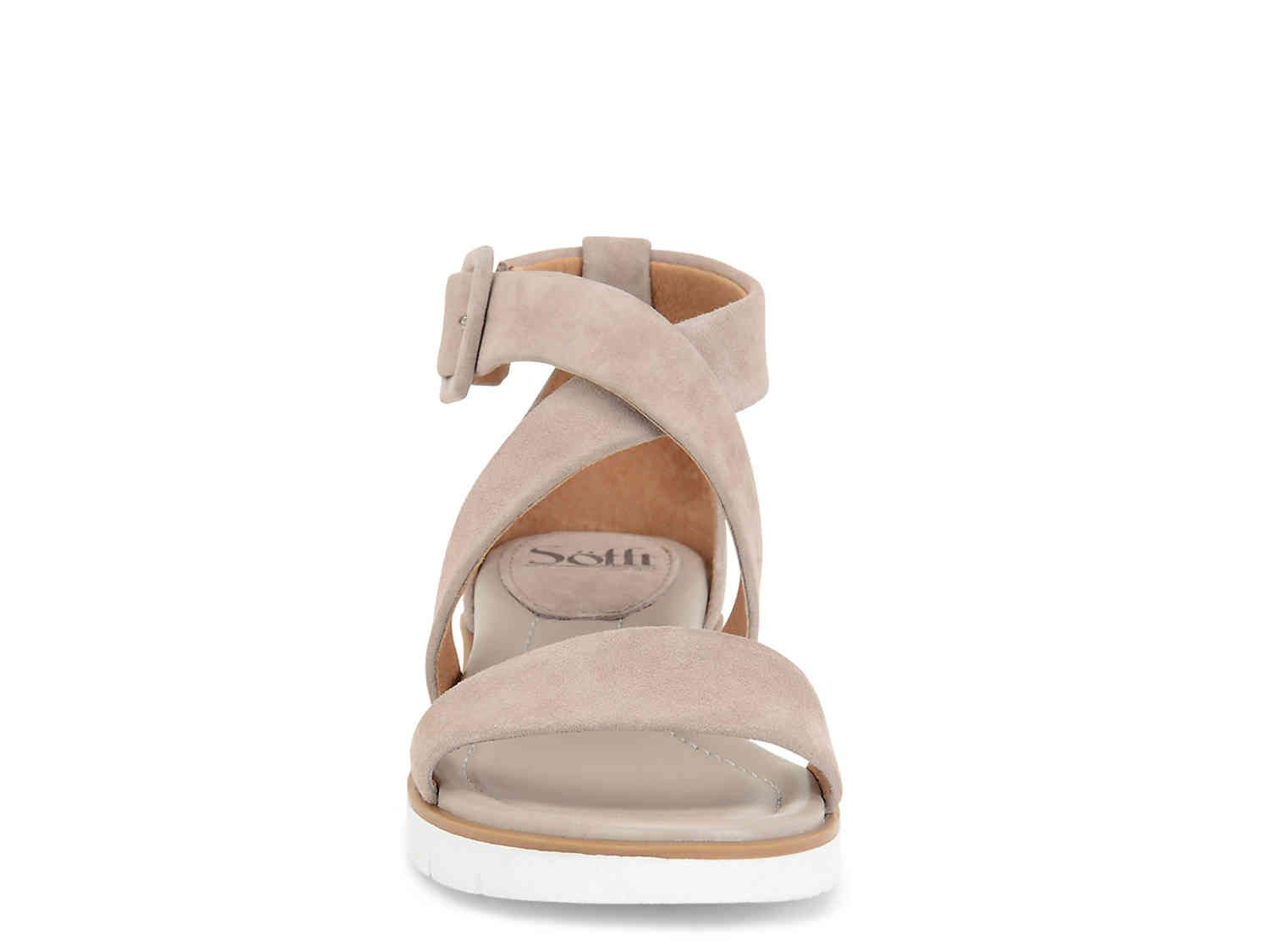 4969bd1acdc6 Sofft Mira Flat Sandal Women s Shoes