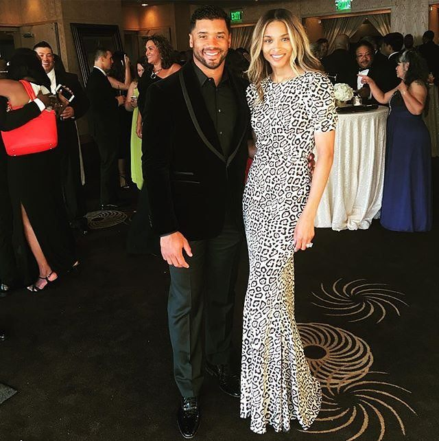Is Wearing Leopard Print to Weddings a Thing Now? Ciara May Have Convinced Us http://ift.tt/29JhvyB #Vogue #Fashion