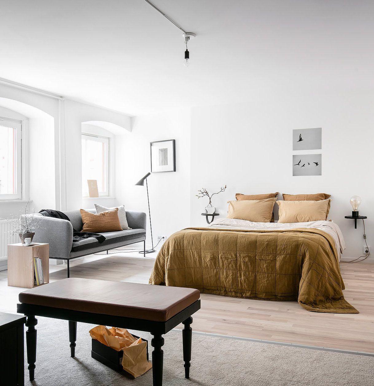 Warm tints of beige, yellow and red | Pinterest | Beige, Bedrooms ...