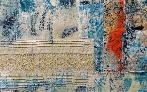 Textilkunst in Kleinsassen