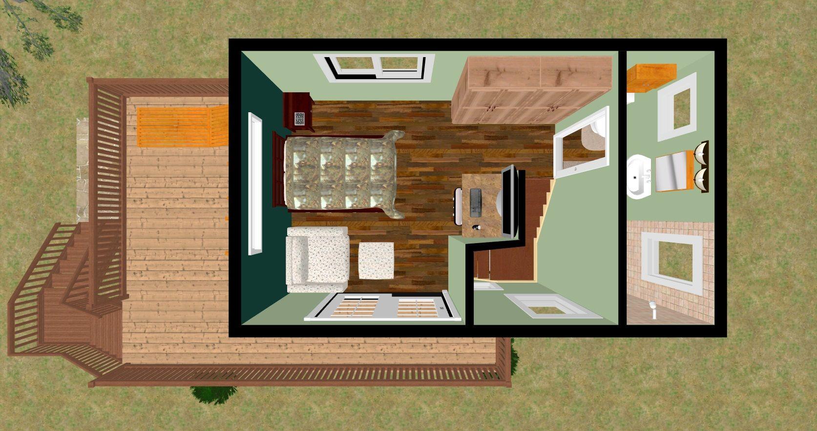 Cozy Home Plans