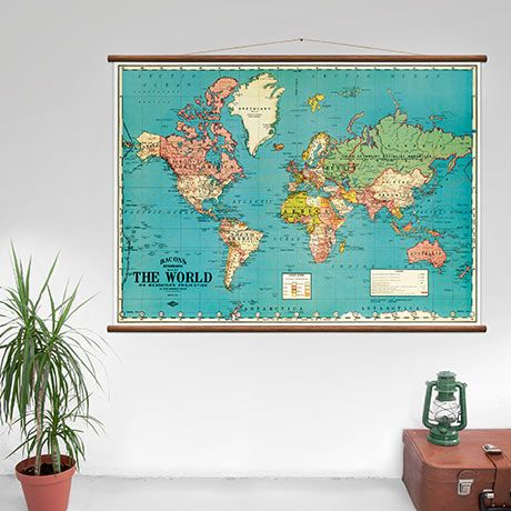 World map by wall discovery monoqi world pinterest discovery world map by wall discovery monoqi gumiabroncs Gallery