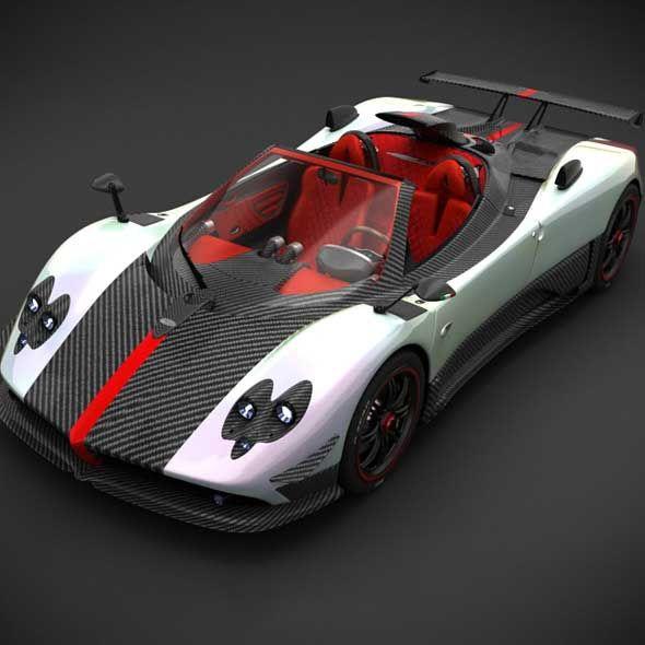 Amazing 3D Car Models For Download!