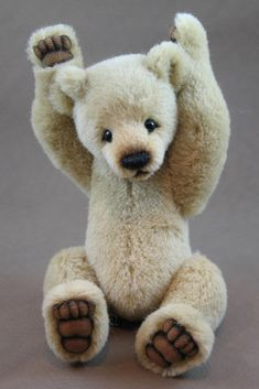 How to Make Artistic Teddy Bears Live Class with Tami Eveslage
