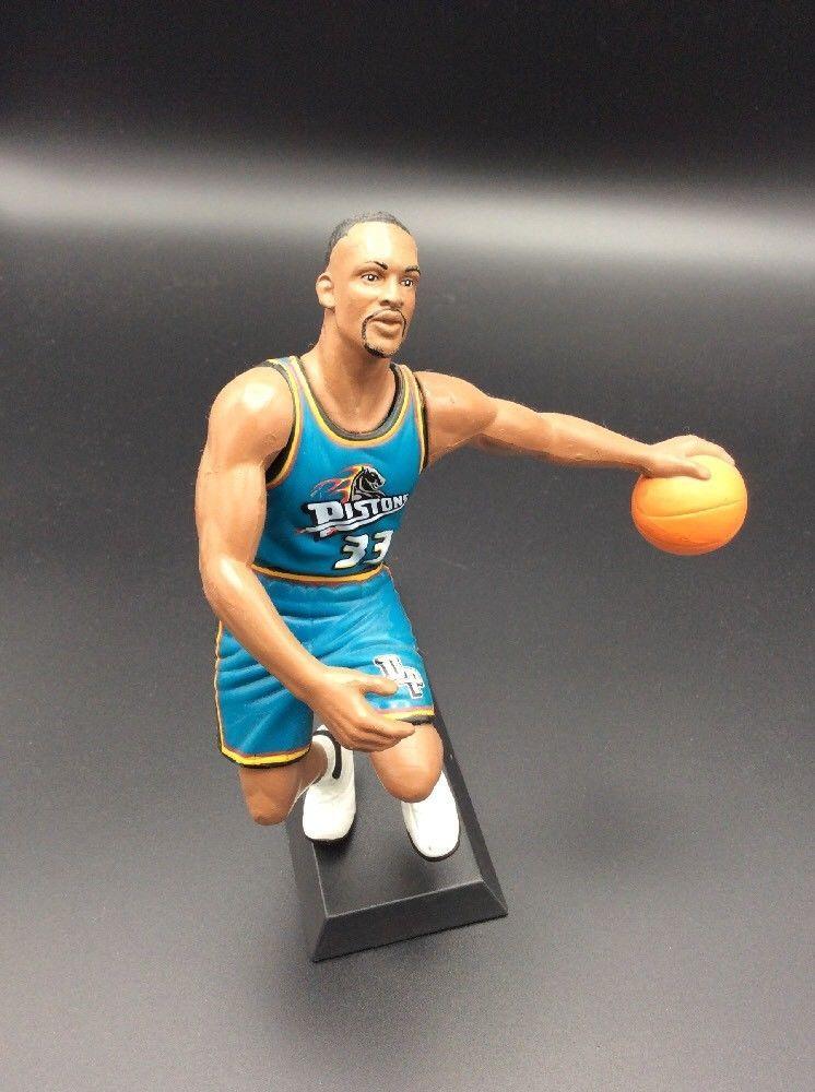 Grant hill detroit pistons 33 vintage basketball figure