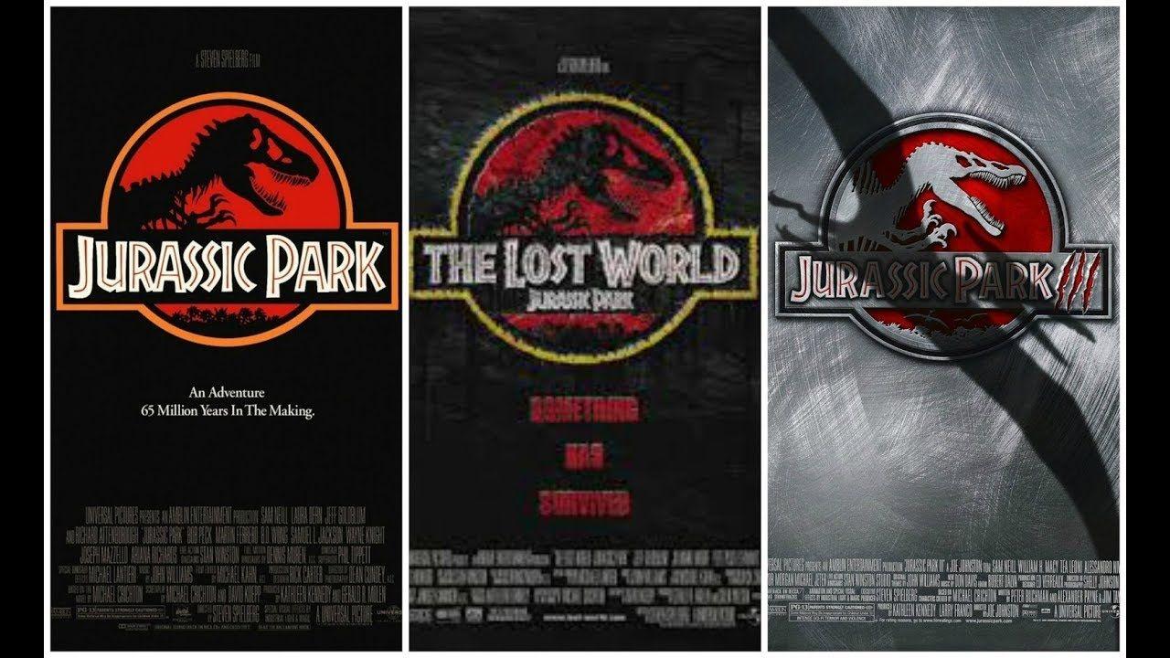 JURASSIC PARK 1,2,3 deaths & best bits Jurassic park