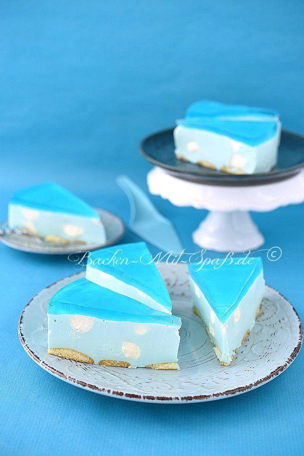 Himmlischer Quarkkuchen - Rezept #blue