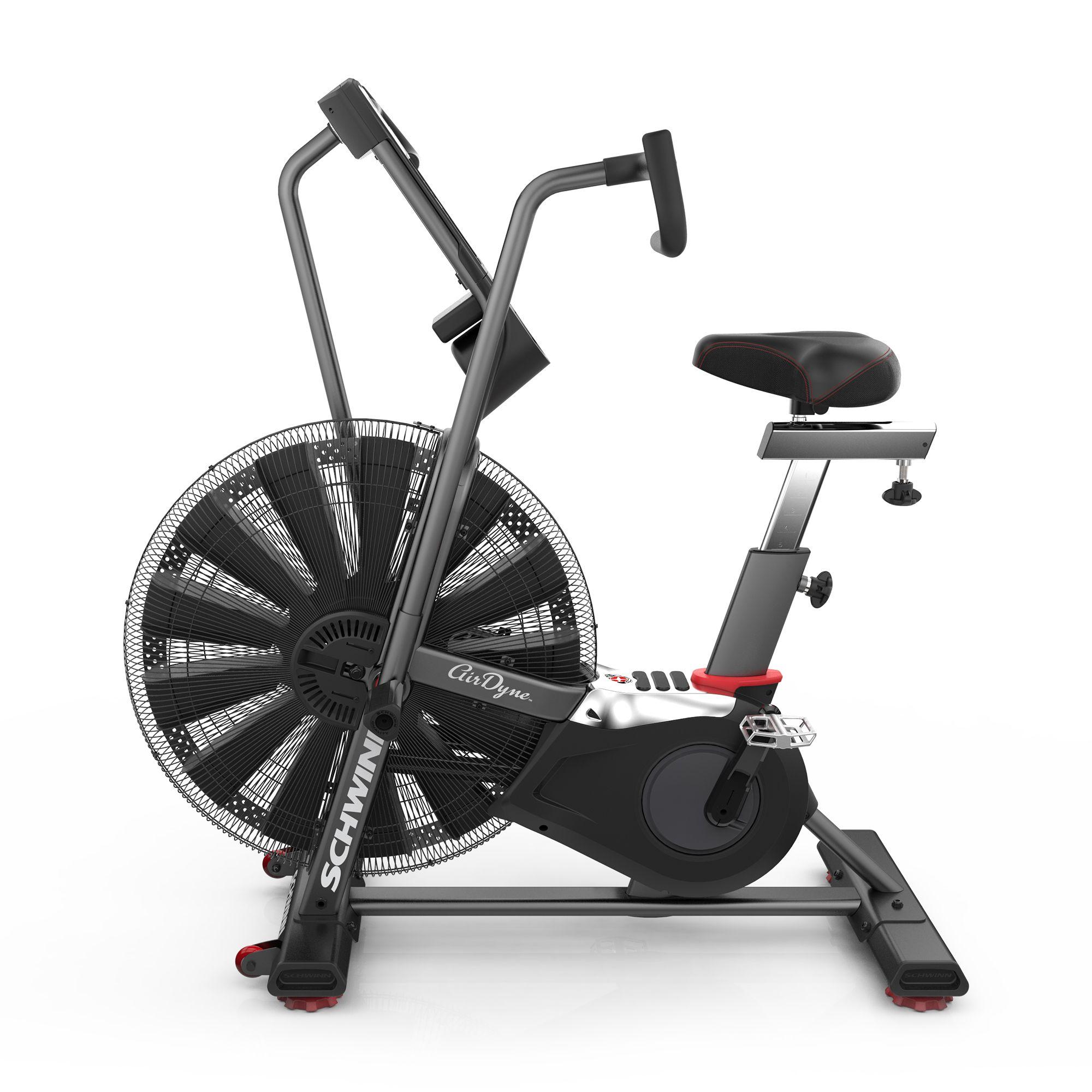 Schwinn Airdyne Ad7 Biking Workout Crossfit Equipment Exercise Bikes
