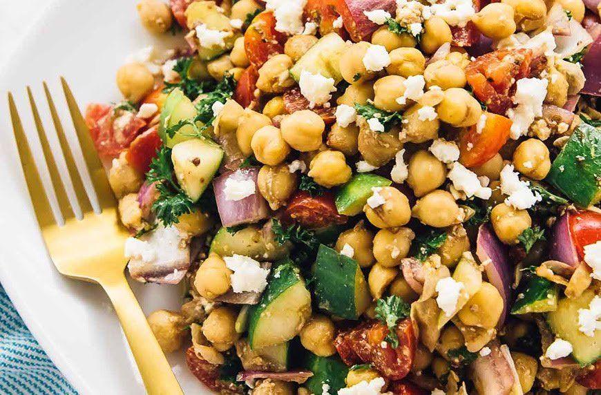 mediterranean street food recipes