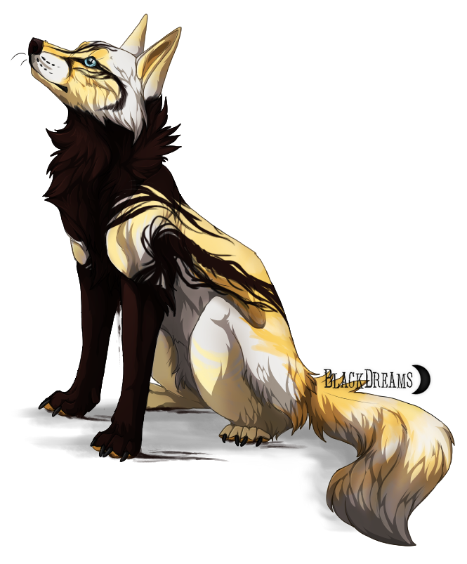"""""""Hollow""""! which I also created initially here: A new post and more fur and light/glow practice on SAI! Let me know what you all think. Please do not steal. Hollow is now owned by ..."""