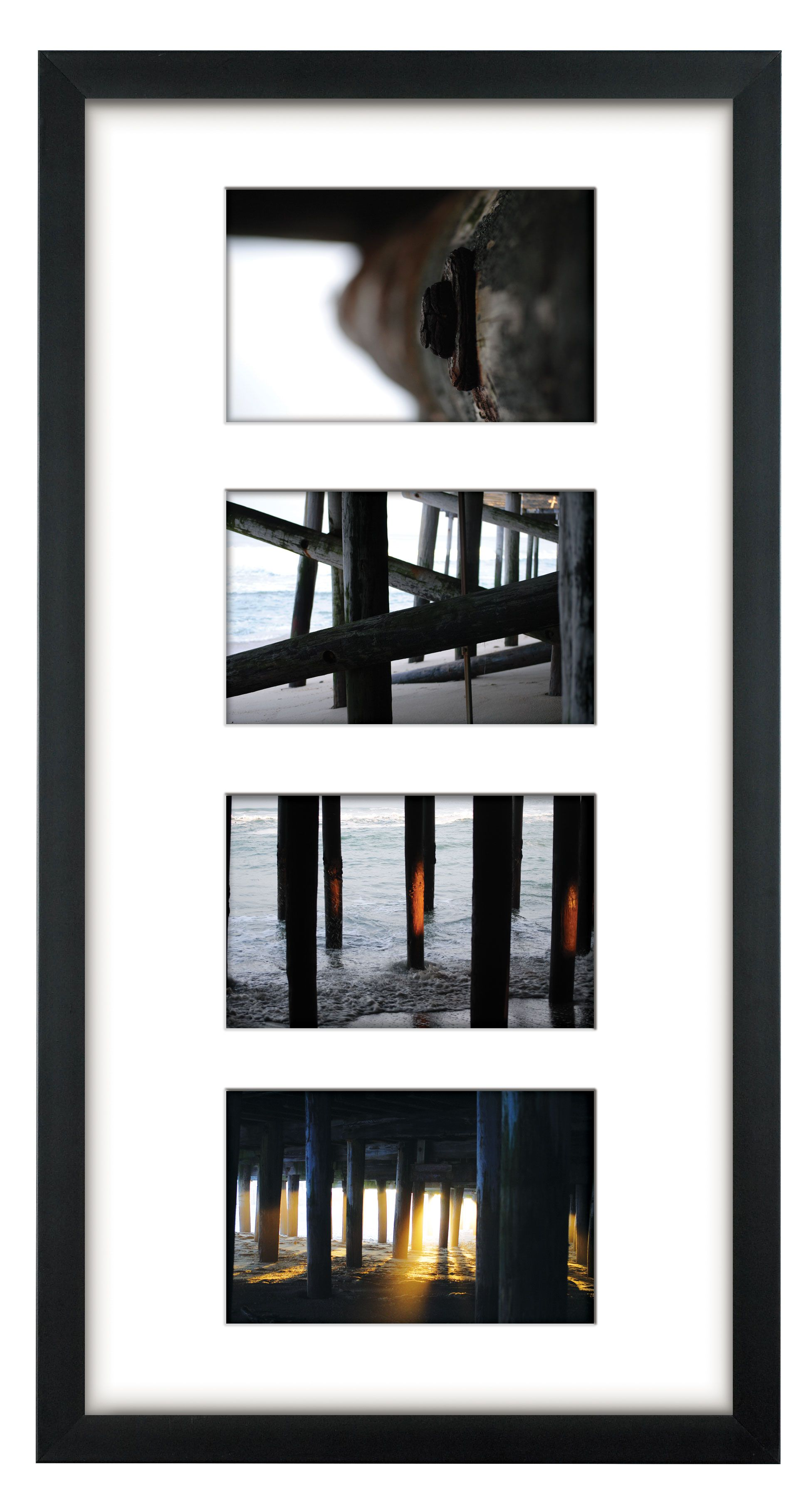 Nielsen Bainbridge Tribeca Frames Framed Photo Collage Frame Poster Frame