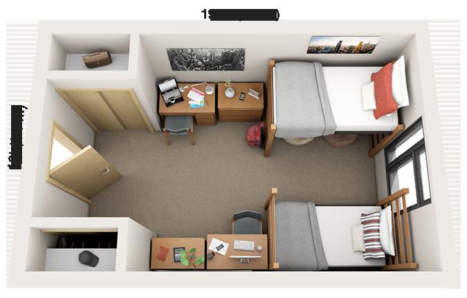Laurel Village Floor Plans Housing Dining Services Dorm Room Layouts Dorm Design Dorm Layout