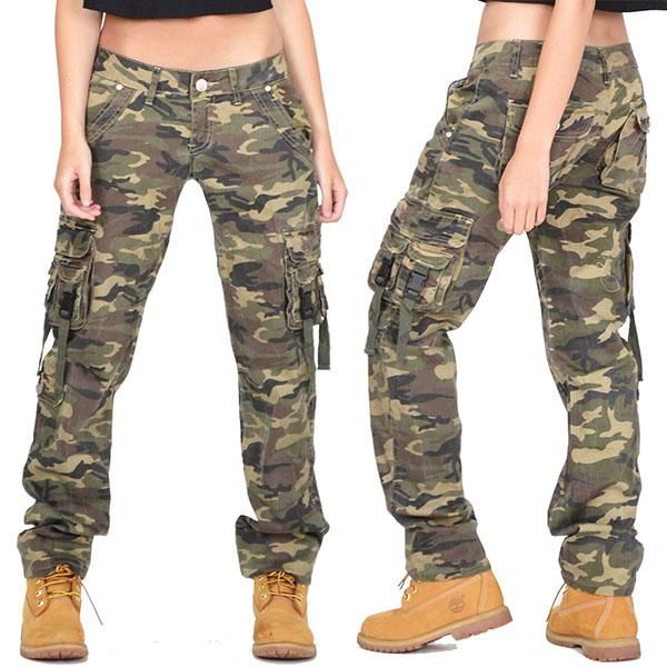 Hip Hugger Baggy Loose Camouflage Cargo Pants In 2020 With Images Camouflage Cargo Pants