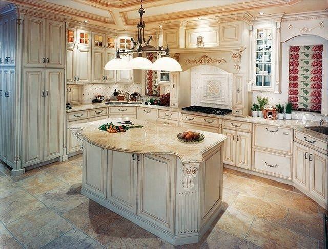 Shabby Chic Kitchen Cabinet Makeovers White Kitchen Shabby Chic