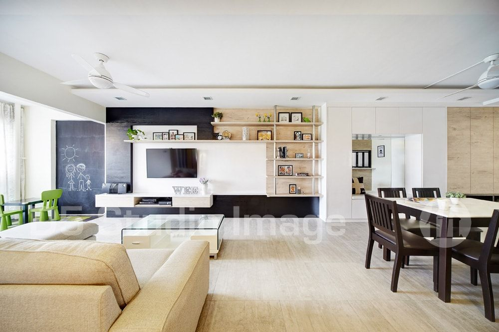 23 Pretty Outstanding HDB Designs #newhouseoptions