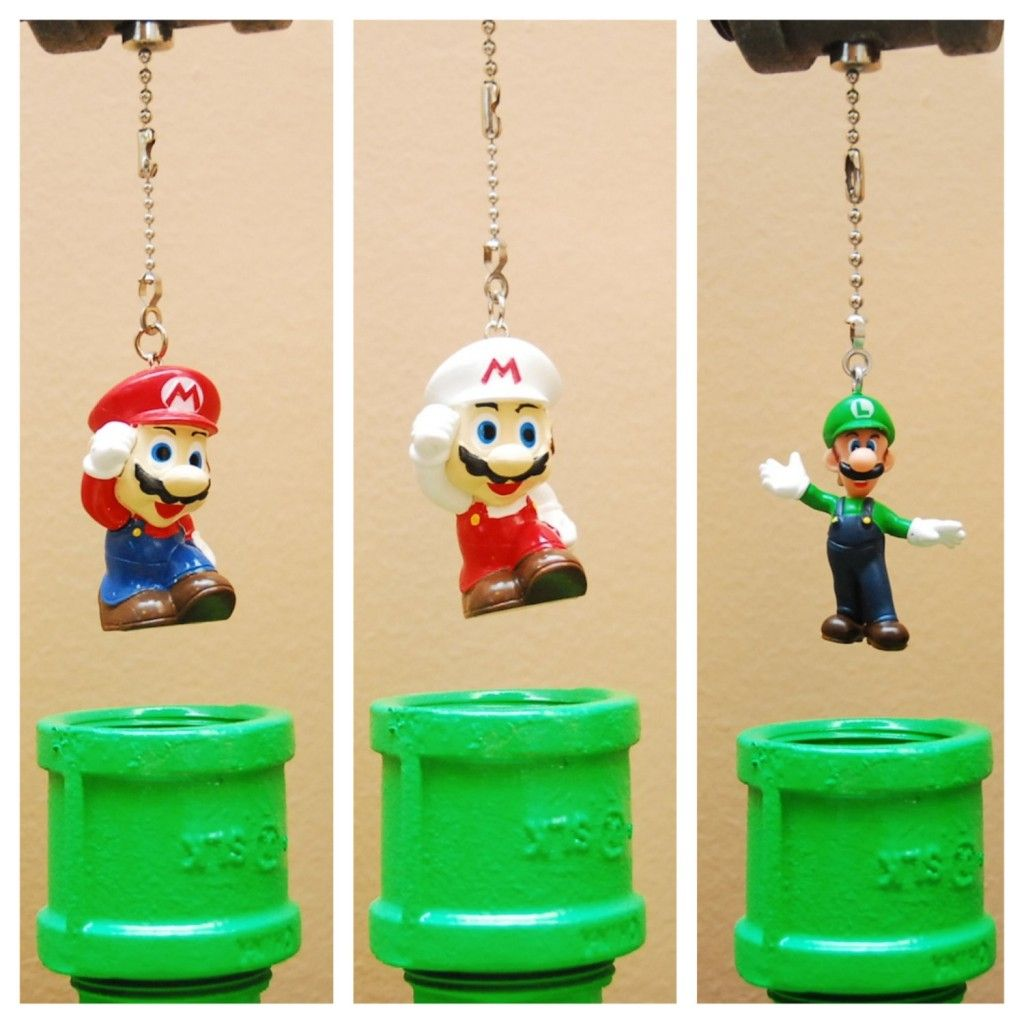 super mario bros pipe lamps geek decor home decor for geeks