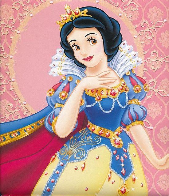 Princess snow white picture