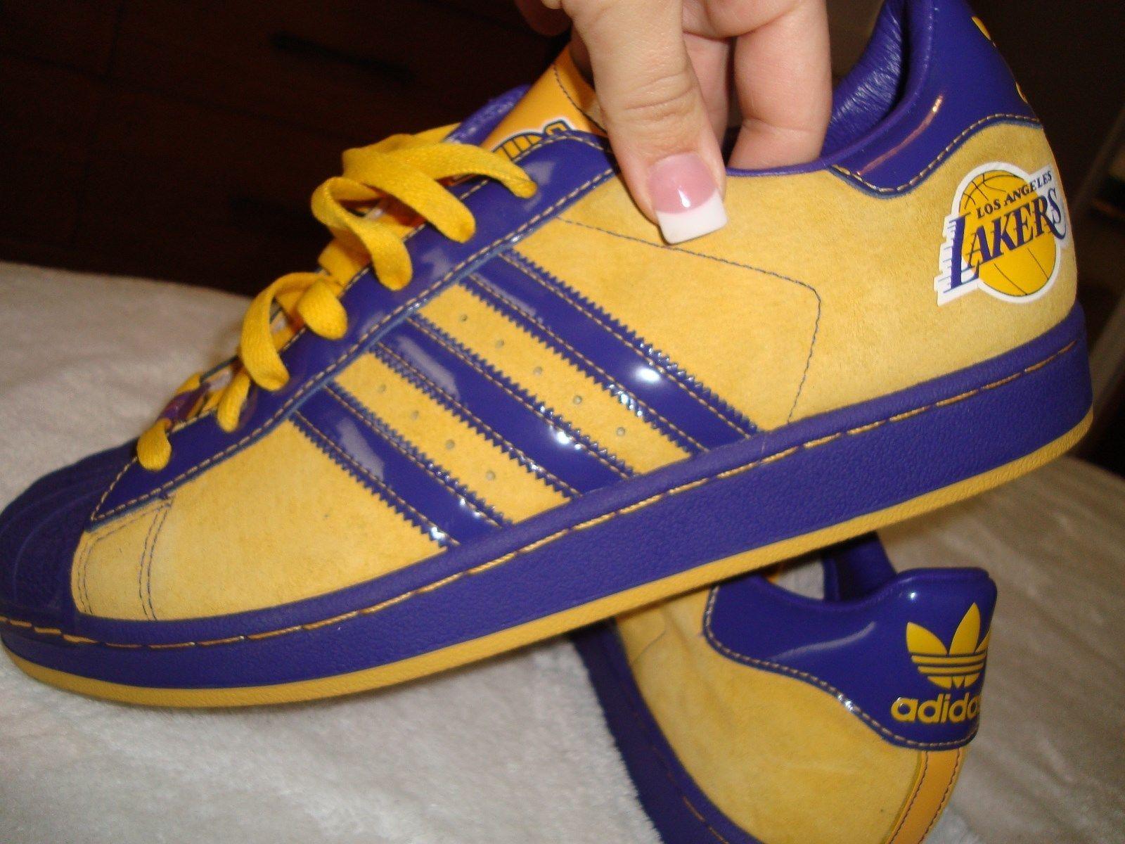 Los angeles lakers, Adidas men, Adidas