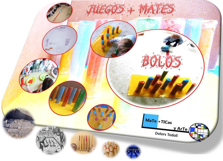 MaTe+TICas y ArTe: Juegos+Mates. Los bolos.