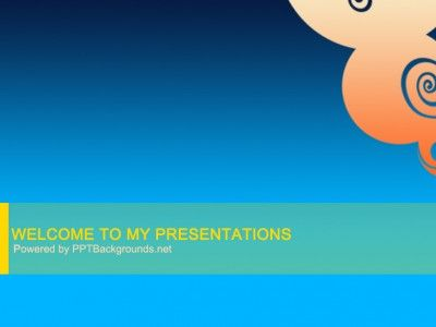 Welcome ppt backgrounds Business Backgrounds Pinterest - summer powerpoint template